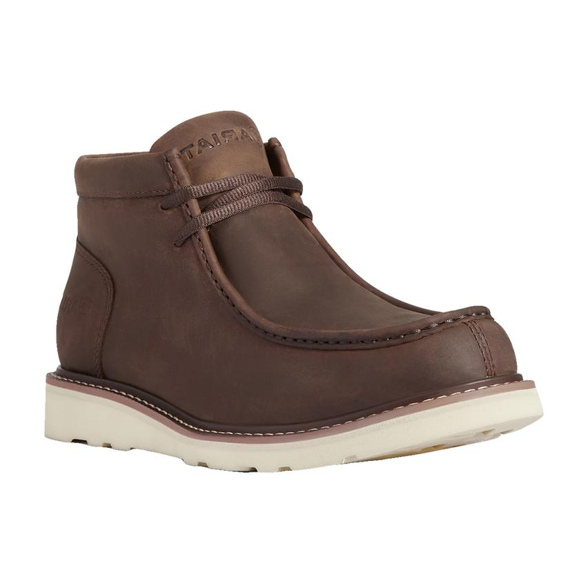 Ariat Recon Country Brown Lace Up Men's Shoes