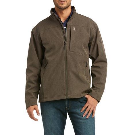 Ariat Men's Vernon 2.0 Softshell Bark Jacket