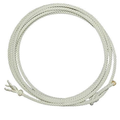 King Ropes 3-Strand Poly Calf Rope