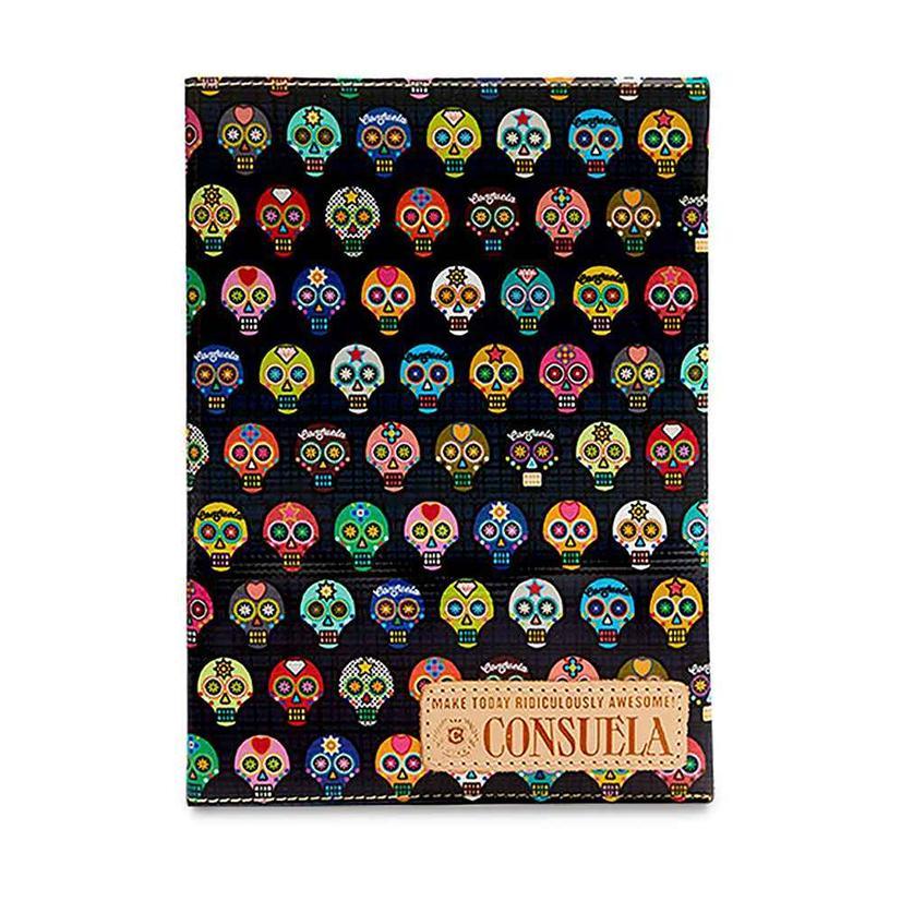 Consuela Tiny Notebook Cover