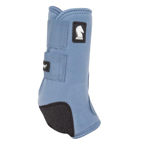 Classic Equine Legacy2 Front Sport Boots - Denim