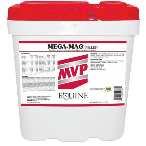 MVP Mega-Mag 25lb Pellets