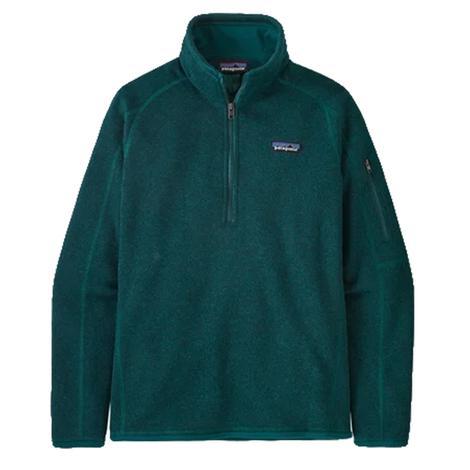 Patagonia Better Sweater Dark Green Women's Pullover