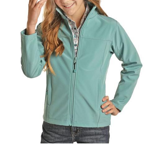 Powder River Jade Performance Softshell Girl's Jacket