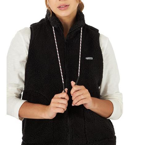 Wrangler Black Fleece Women's Vest