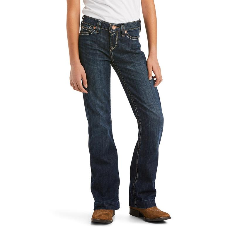 Ariat R.E.A.L.Kimberly Trouser Girl's Jeans