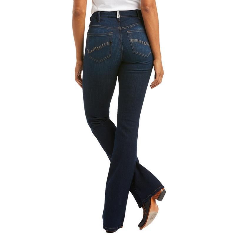 Ariat R.E.A.L.High Rise Ballary Bootcut Women's Jeans