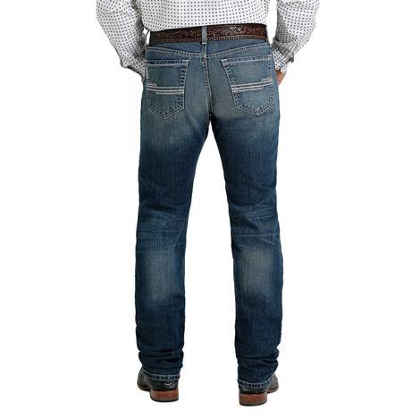 Cinch Jesse Slim Fit Straight Leg Men's Jeans
