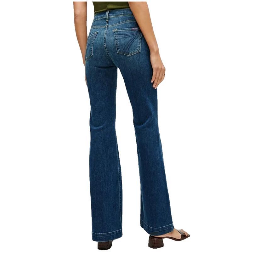 7 For All Mankind Medium Melrose Tailorless Dojo Women's Jeans