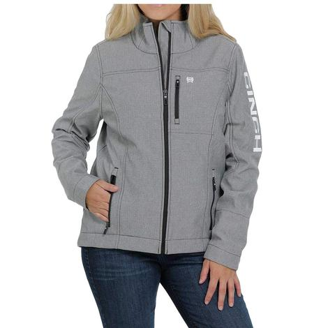 Cinch Grey Concealed Carry Bonded Women's Jacket