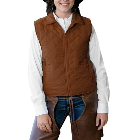 Wyoming Traders Savannah Women's Quilted Vest