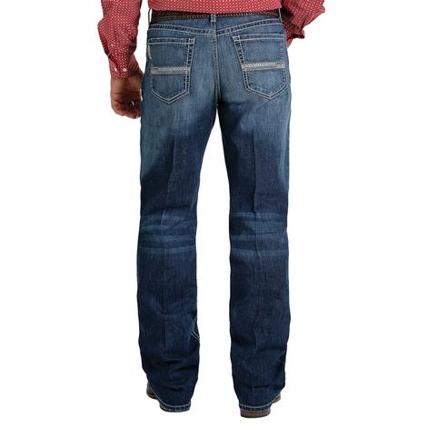 Cinch Grant Relaxed Fit Bootcut Men's Jeans