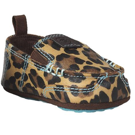 Ariat Natalie Leopard Lil Stomper Cruisers