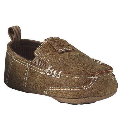 Ariat Buckskin Lil Stomper Infant Cruisers