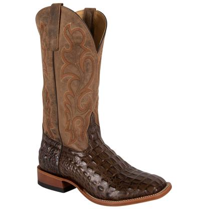 Horse Power Chocolate Nile Mens Boots