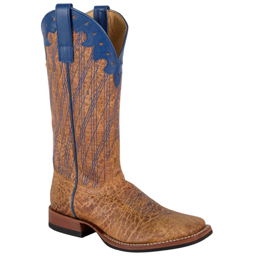 Horse Power Men's Jeremiah Bullfrog Cowboy Boot