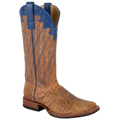 Horse Power Men's Jeremiah Bullfrog Cowboy Boot