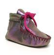 Itasca Infant Toddler Wapsi Moccasin Prism Purple