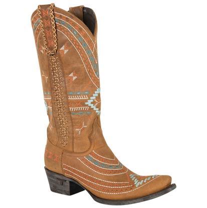 Lane Women's Taos Western Fashion Boots