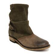 Liberty Black Brown Tambor Cowgirl Boots