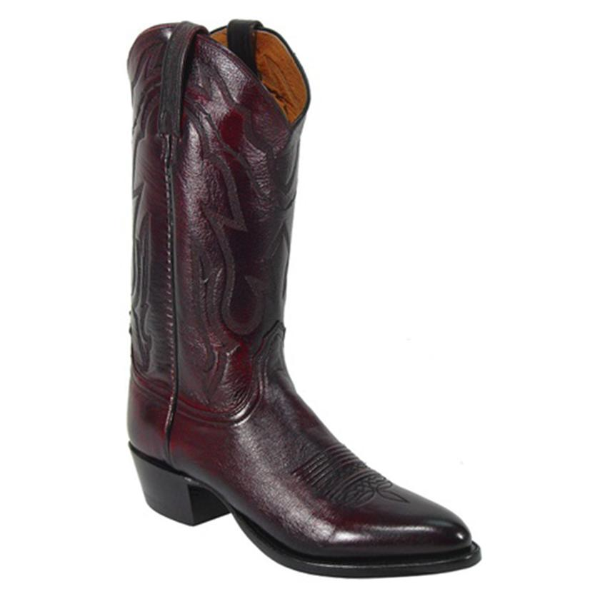Lucchese Mens Harrison Lone Star Calf Boots