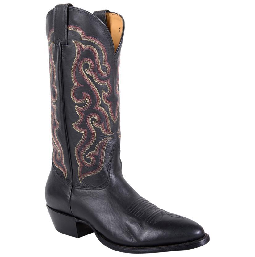 Nocona Men's Black Legacy Calf Boots