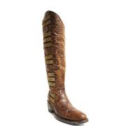 Old Gringo Women's Vesuvio Brass Leather Boots