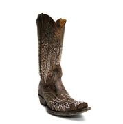 Old Gringo Women's Brown Eagle Swarovski Crystal Cowgirl Boots