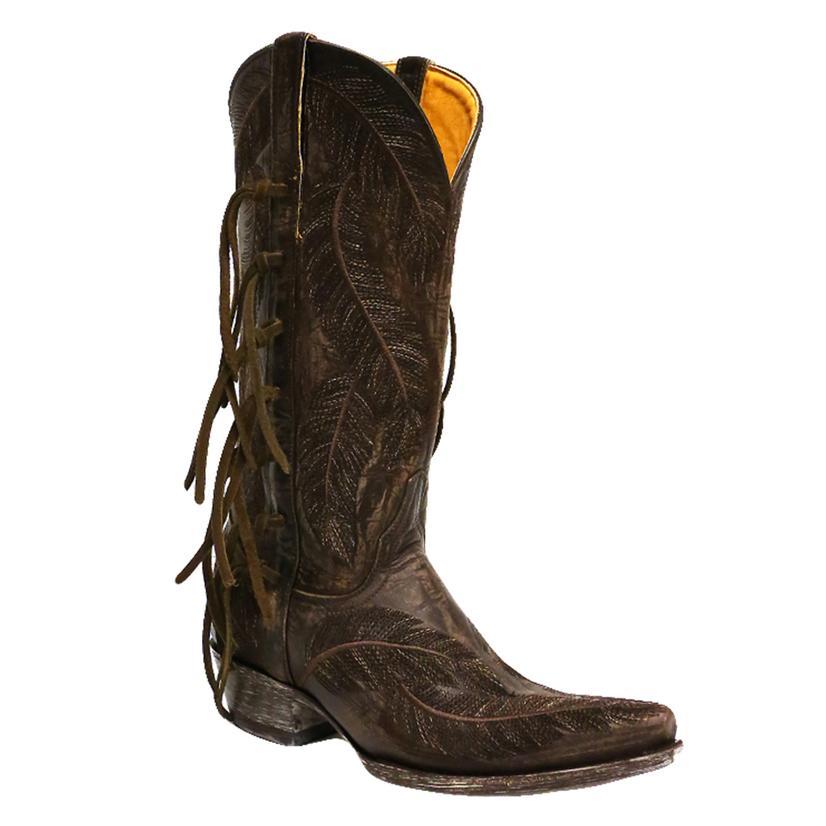 Old Gringo Choctaw Chocolate Brown Ladies Boot