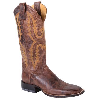 Rod Patrick Perro Loco Square Toe Cowboy Boot