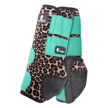 Classic Legacy Sport Boot Hind CHEETAH/MINT