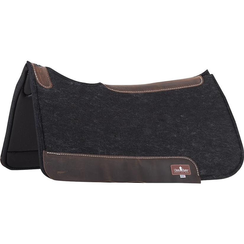 Classic Contour Flex Saddle Pad 1