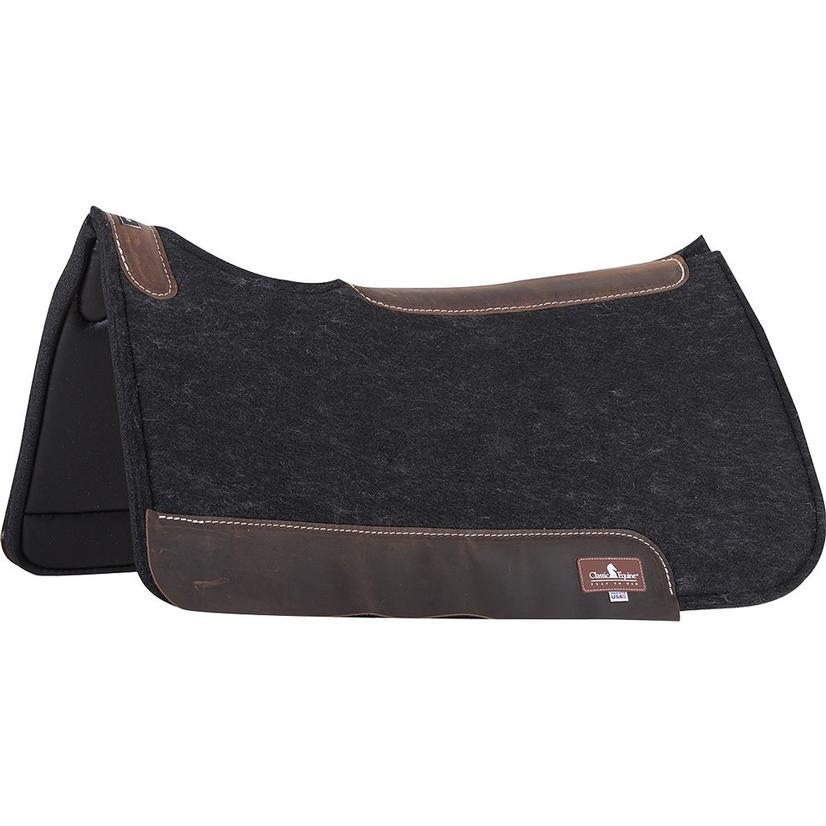 Classic Contour Flex Saddle Pad 3/4