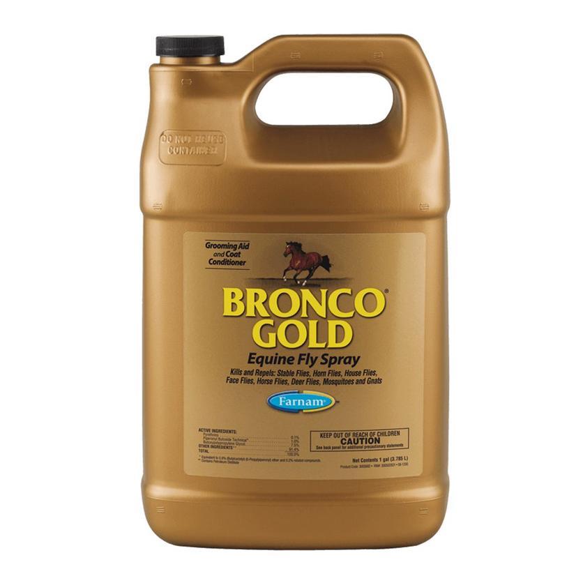 Bronco Gold Fly Spray Gallon