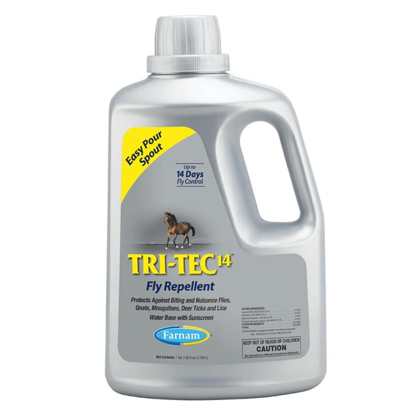 Tri Tec 14 Fly Spray Gallon