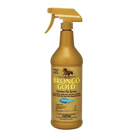 Bronco Gold Fly Spray 32oz.