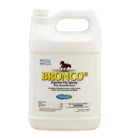 Bronco E Fly Spray Gallon