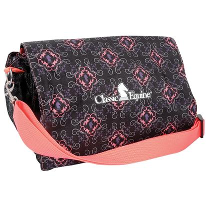 Classic Equine Necessity Tote CORAL_KNIGHT