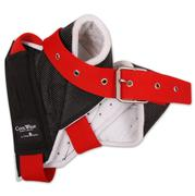 Classic Horn Wrap BLACK/RED