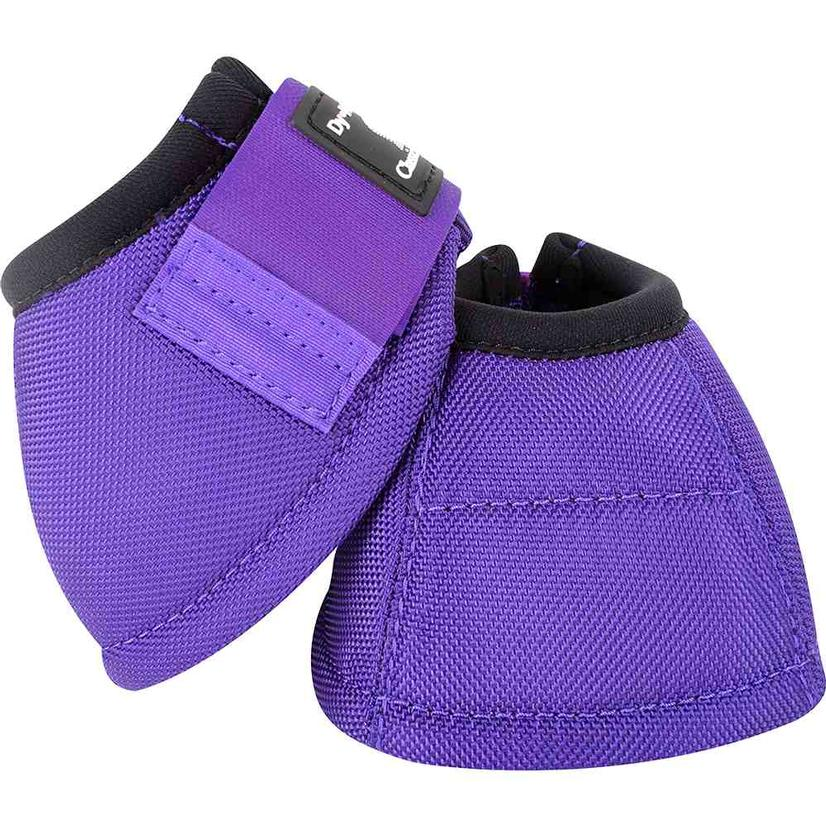 Classic Dyno No-Turn Bell Boot PURPLE