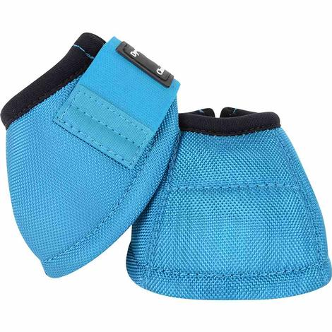 Classic Dyno No-Turn Bell Boot TURQUOISE