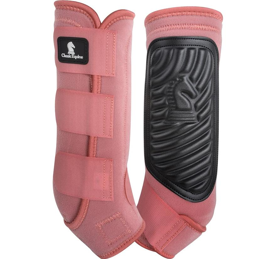 Classic Equine ClassicFit Hind Boots BLUSH