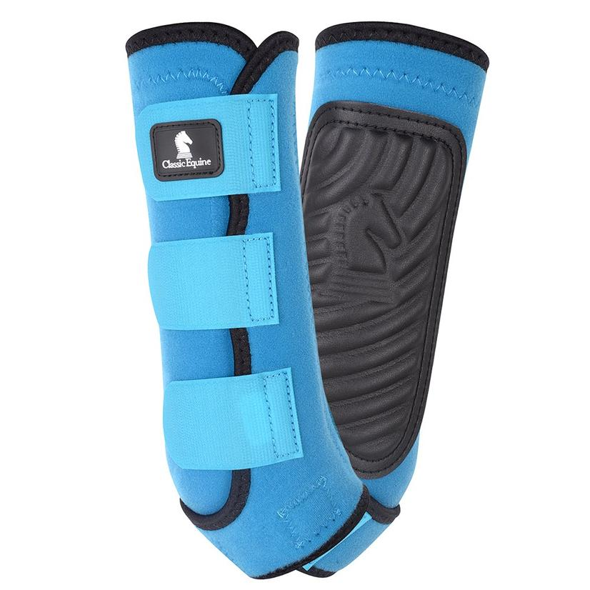Classic Equine ClassicFit Hind Boots TURQUOISE