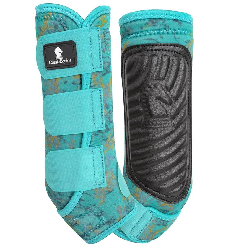 Classic Equine ClassicFit Hind Boots TURQUOISE_SLAB
