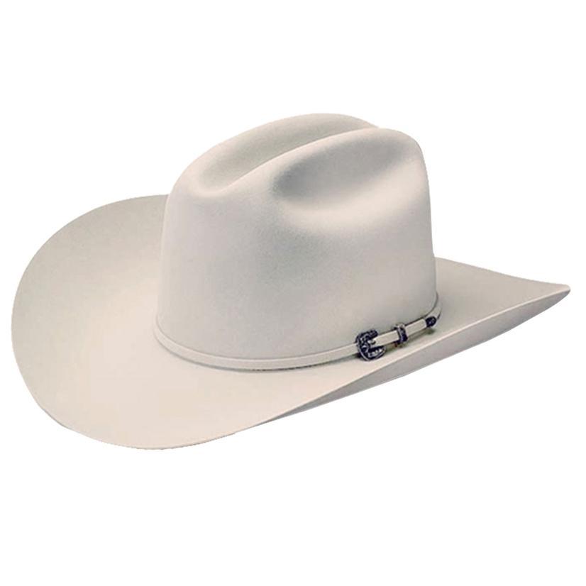 American Hat Company 10x Silver Belly Felt Cowboy Hat