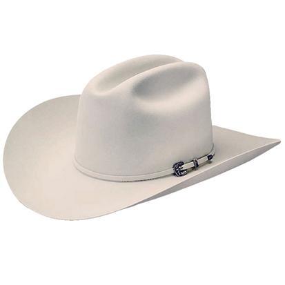 American Hat Company 20X Silver Belly Felt Cowboy Hat