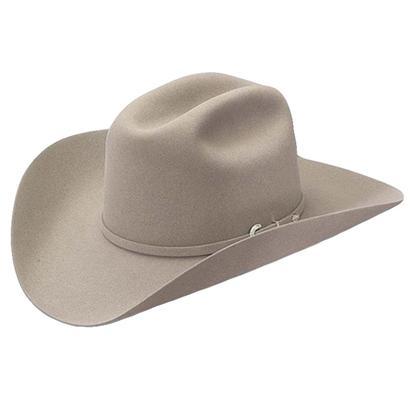 American Hat Company 500X Natural Felt Cowboy Hat