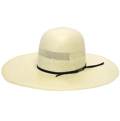 7104 S Regular Oval Straw Cowboy Hat