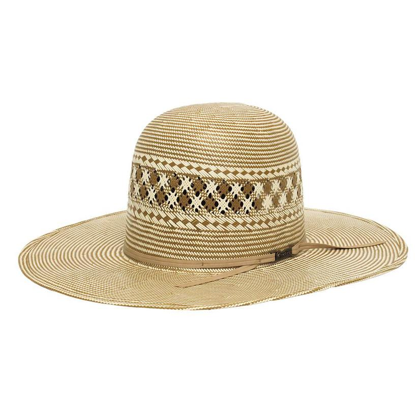 American Hat Company Champagne Straw Cowboy Hat