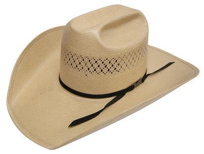 7300 Km Panama Straw Cowboy Hat